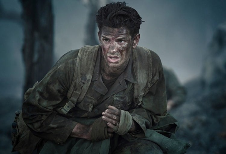 Hacksaw Ridge - Movie Review - Columbia Pictures - Andrew Garfield