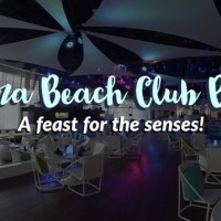Ibiza Beach Club BGC - A feast for the senses!