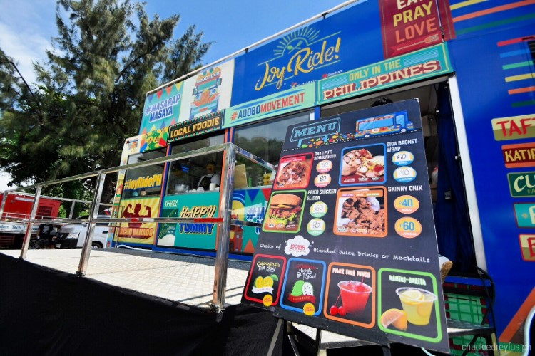 Joy Ride! by NutriAsia food truck