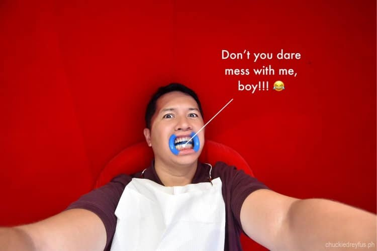 The Smile Bar - BGC - Bonifacio Global City - Uptown Parade - Teeth Whitening