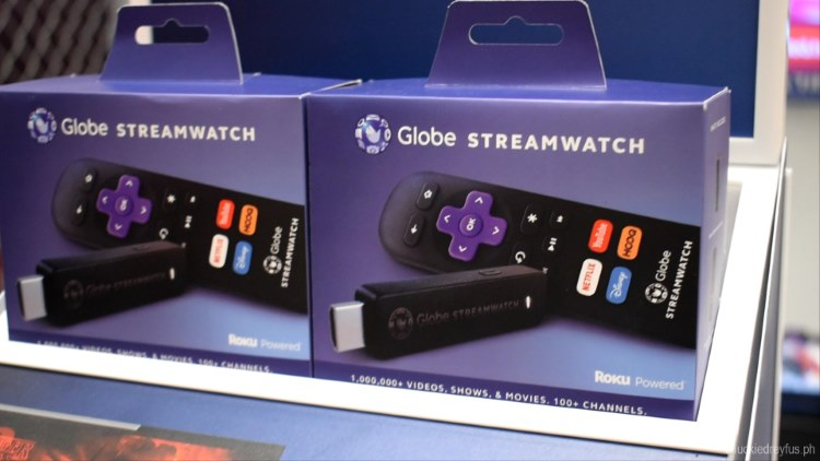 Globe Streamwatch Roku Powered Device - Globe At Home - Globe Telecom