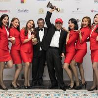 AirAsia wins two awards at the 2017 World Travel Awards Grand Final!