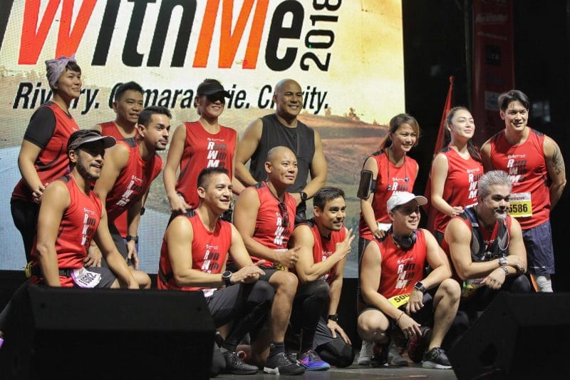 Run With Me 2018 - Resorts World Manila