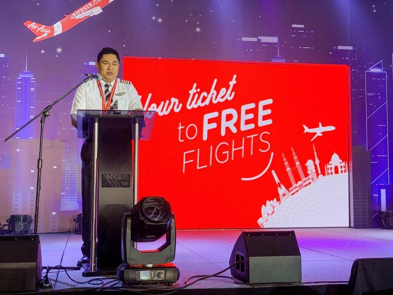 AirAsia Credit Card - RCBC - Visa - BIG Points - Capt. Gomer Monreal