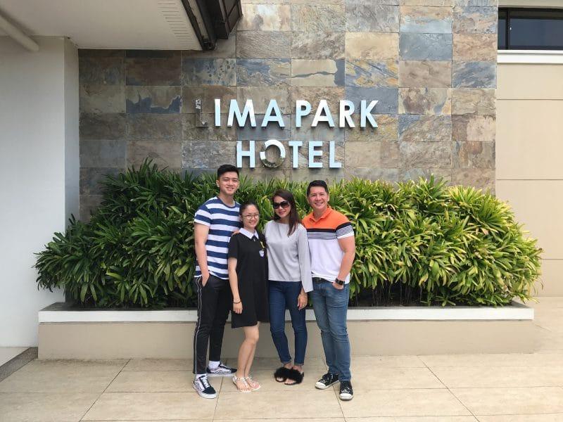 Lima Park Hotel - The Dreys - Ford Everest
