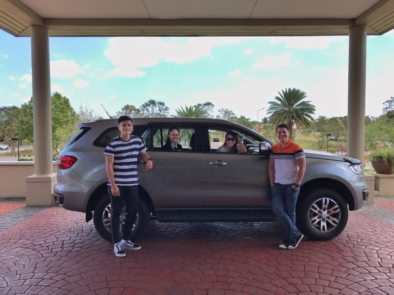 Lima Park Hotel - Ford Everest - The Dreys