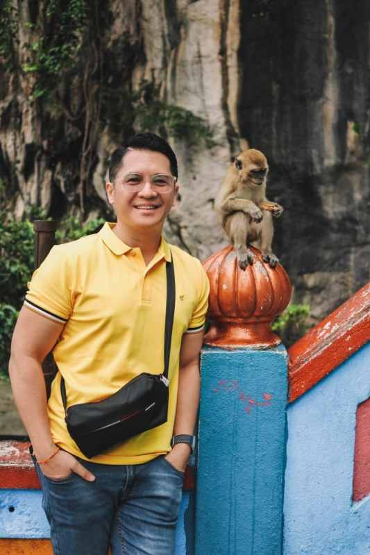 Monkey - batu caves - kkday