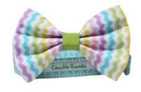 Easter Ribbons Bow Tie for Dog Collar