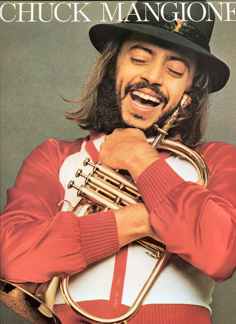 The Official Chuck Mangione World Wide Web Site