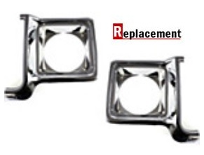 Chevy Truck Replacement Body Parts and Interchange Guide