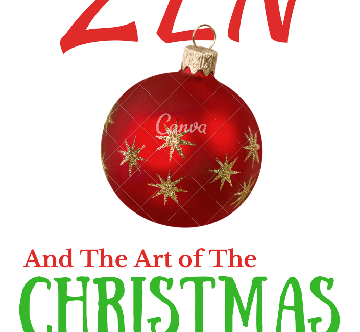 New Cover for Zen and the Art of the Christmas Letter