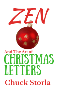 Book Cover: Zen and The Art of Christmas Letters