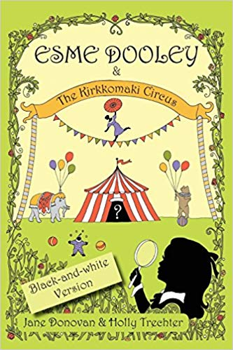 Book Cover: Esme Dooley and the Kirkkomaki Circus