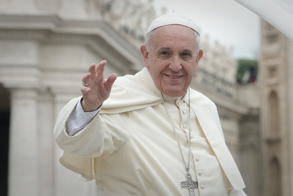 A Pope To Love