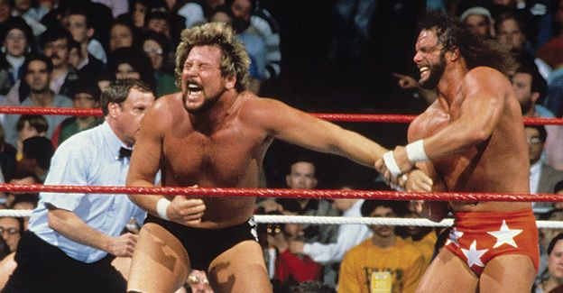 Image result for wrestlemania 4