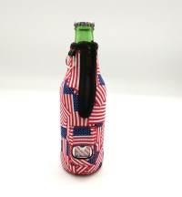 Beer Bottle Cooler With Bottle Opener, Cigarette & Lighter ...