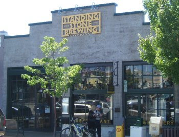 Standing Stone Brewing Company in Ashland, Oregon