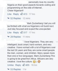 Nigeria reactions over free basics by Facebook