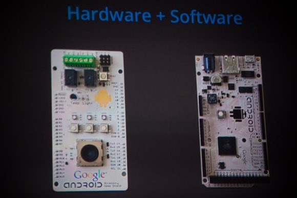 Android device hardware features