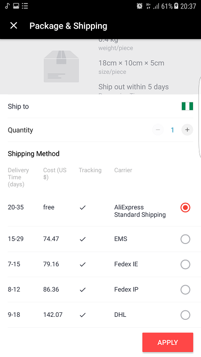 AliExpress Order Tracking - Everything You need to know A-Z
