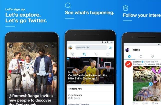 Twitter facebook alternative 2018
