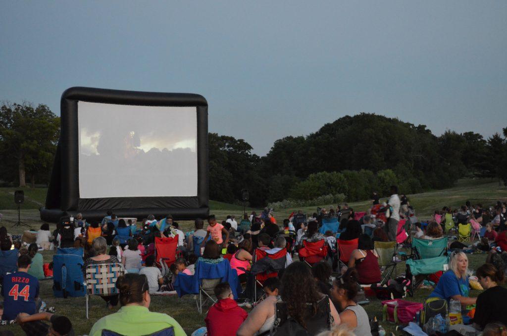 chula vista movie in the parks