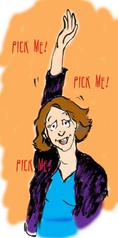 Ooh, pick me!