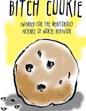 bitch cookie