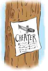 cheater manifesto