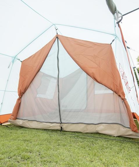 Booby Two Room Koya Tent 4(ブービーツールームコヤテント4)