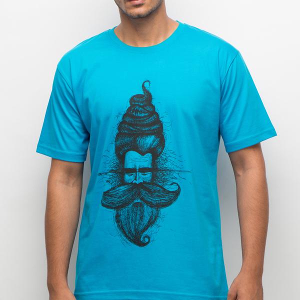 Blue-Baba-T-Shirt
