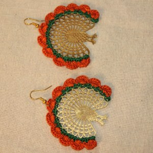 Exclusive Crochet Earring