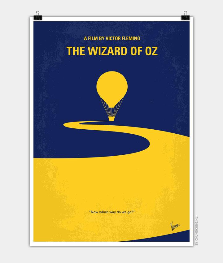 no177 my wizard of oz minimal movie