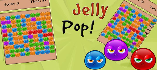 Jelly Pop - Match 3 or More