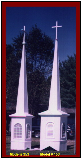 Schafer Steeples and Baptistries