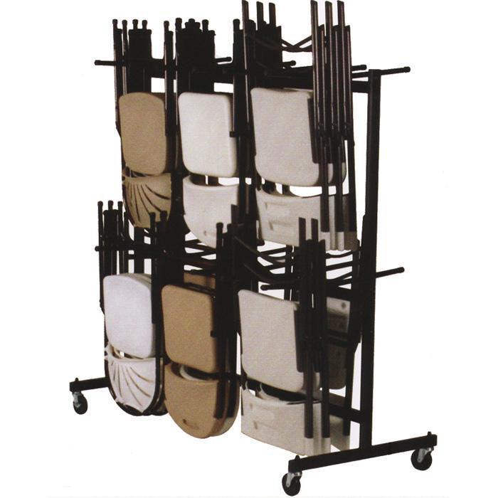 church folding chair carts dollies