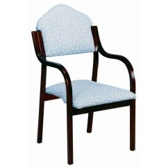 Upholstered Stacking Chairs Fancy High Chair Guest 3410 Grade1