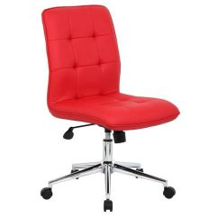 Red Desk Chair Staples Bedroom Pictures Modern Office Mobile B330 Rd Churchchairs4less