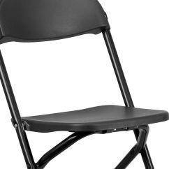 Plastic Kid Chairs Herman Miller Setu Chair Review Kids Black Folding Y Bk Gg Churchchairs4less