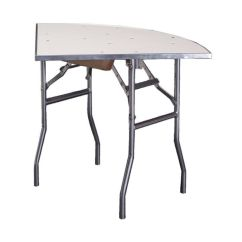 Church Banquet Tables And Chairs Canopy Folding Chair Canada Quarter Round Table Mf36qrfld Cae