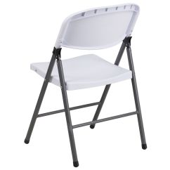 Folding Chair Dolly 50 Capacity Custom Office Chairs Flash Furniture Hercules Series 330 Lb White