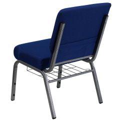 Cathedral Chairs Revolving Chair Gif Navy Blue Fabric Church Fd Ch0221 4 Sv Nb24 Bas Gg