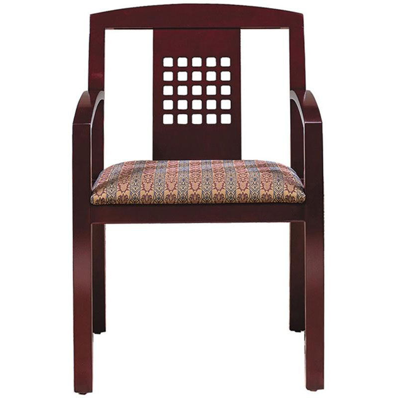 chair stool crossword church chairs canada contempo puzzle back arm 9433 churchchairs4less
