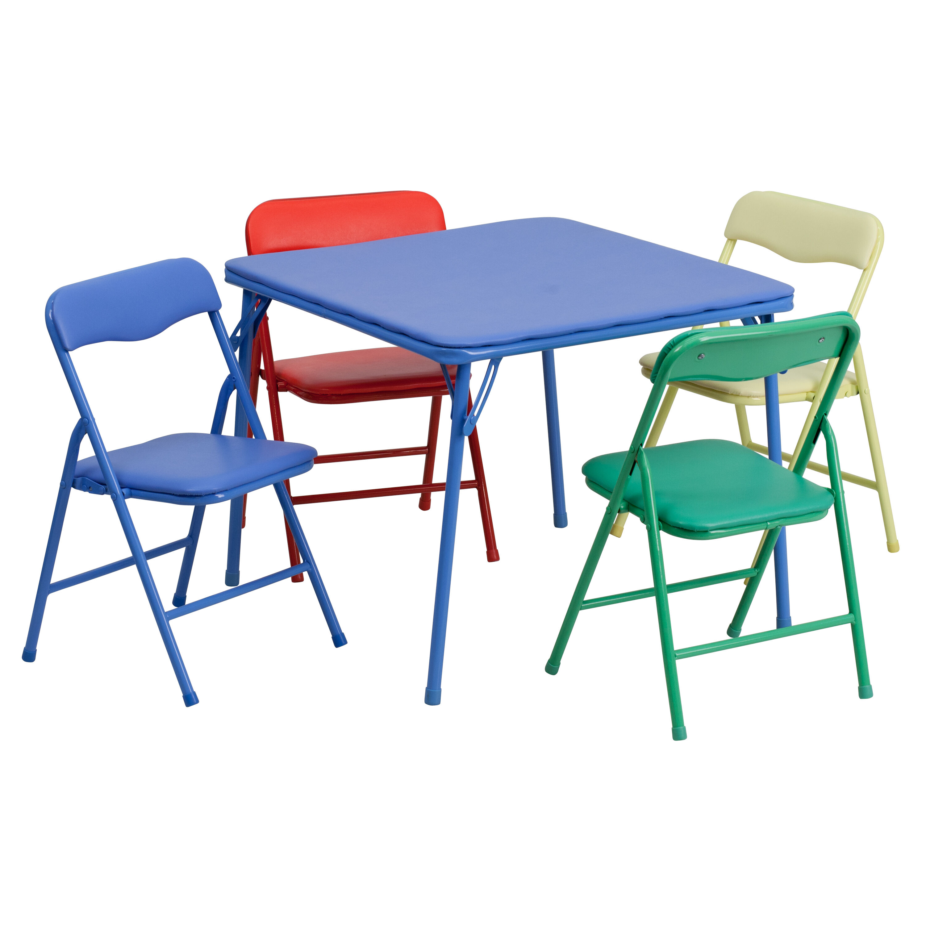 church banquet tables and chairs folding swivel hunting chair 5 pc kids table set jb 9 kid gg
