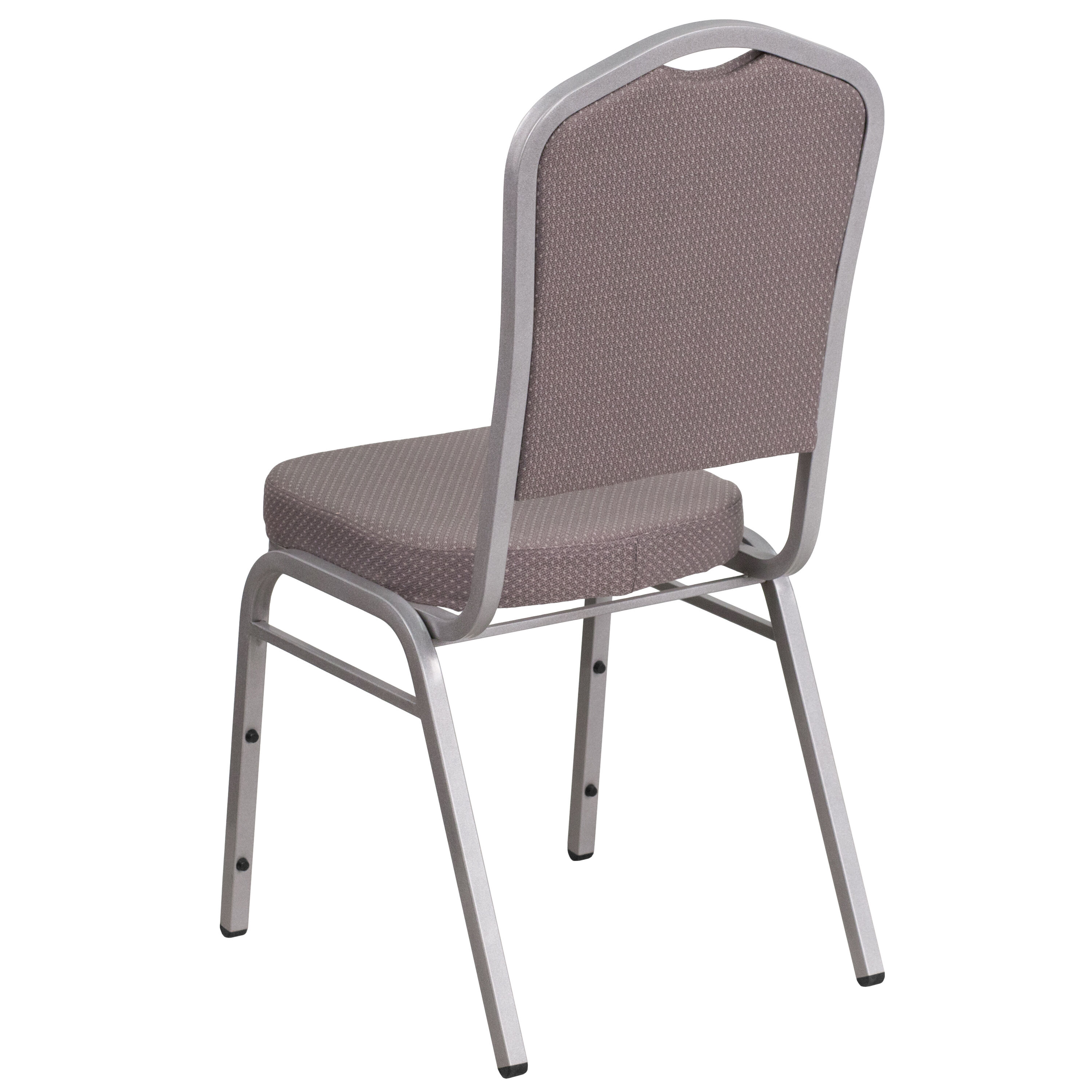 Gray Fabric Banquet Chair FDC01S6GG