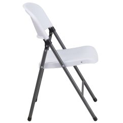 Folding Chair Dolly 50 Capacity Hanging Swing Nz Flash Furniture Hercules Series 330 Lb White