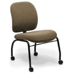 Side Chairs With Casters Low Cost Chair Covers Ltd Art Design International Top Backrest