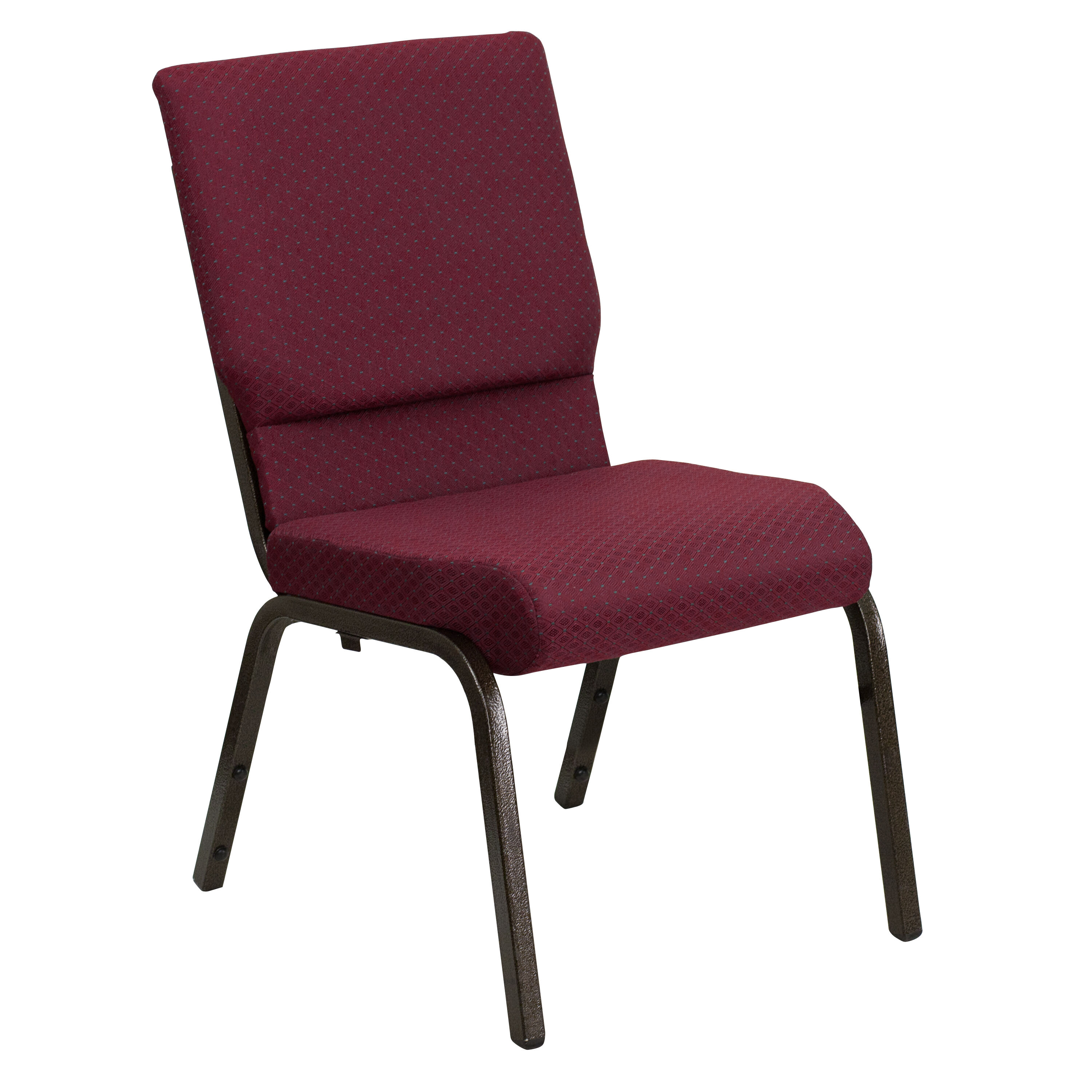 cathedral chairs rattan chair and ottoman burgundy fabric church xu ch 60096 byxy56 gg