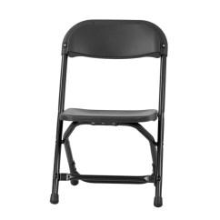 Plastic Kid Chairs Desk Chair Seat Cushion Kids Black Folding Y Bk Gg Churchchairs4less Com