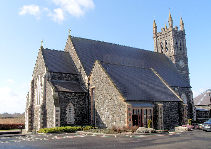 The Churches of Britain and Ireland  Bellaghy